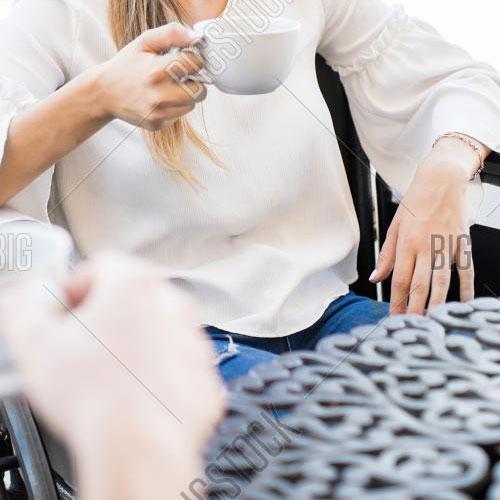 koffie-in-rolstoel
