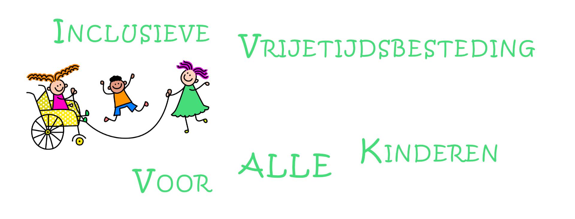 Logo Inclusieve Vrijetijdsbesteding voor alle kinderen