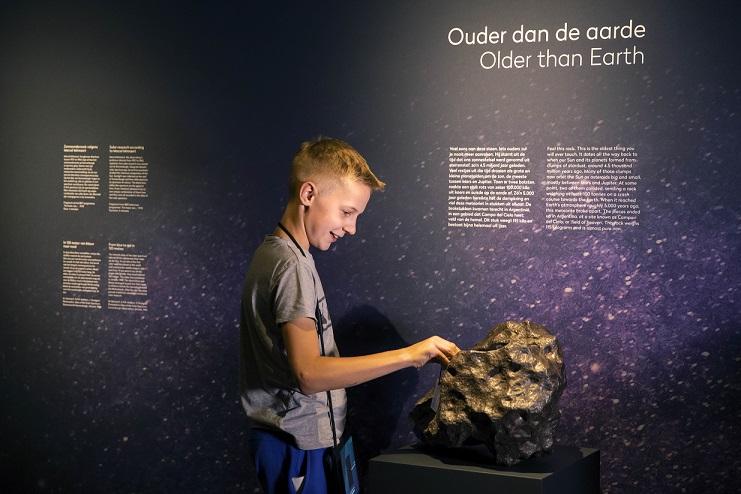 Meteoriet Sonnenborgh