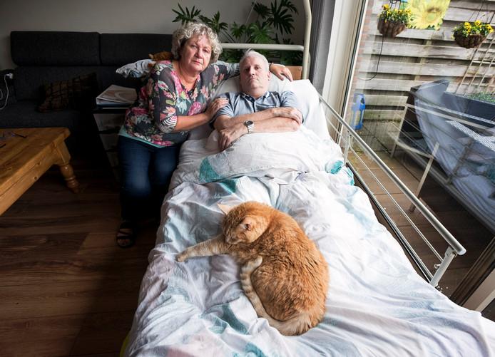 Man met dwarslaesie zoekt al 5 jaar een huis
