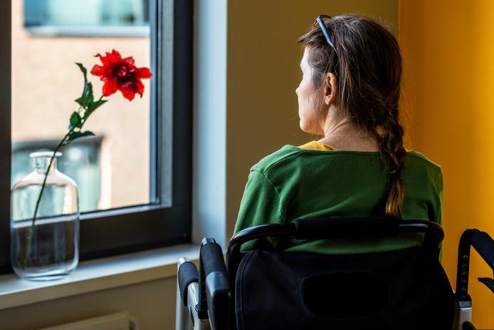 Vrouw met ALS zoekt met spoed een geschikt huis