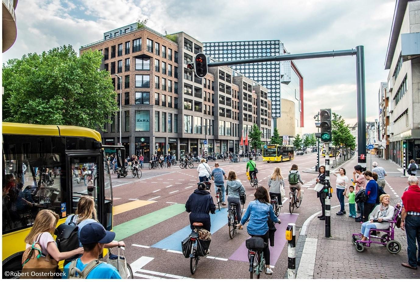 fietspaden Utrecht