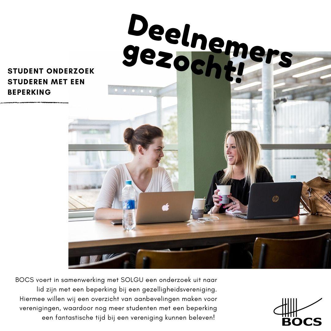 onderzoek studenten