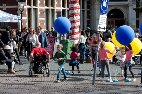 Op koers met Utrecht voor iedereen toegankelijk