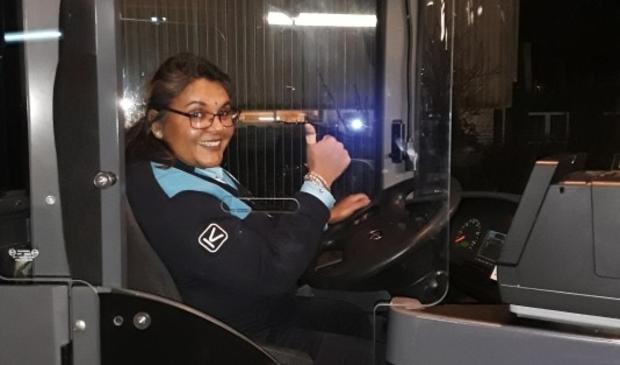kuchscherm bus